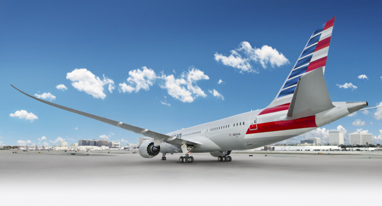 American Airlines Special