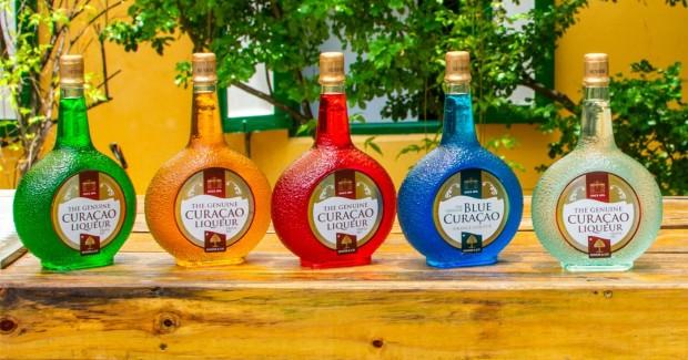 Curaçao Liqueur fabriek