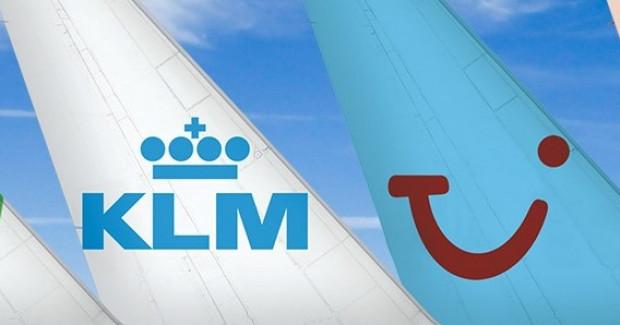 Vliegen met KLM of TUI