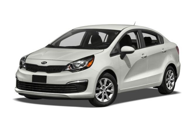 Kia Rio Low budget car
